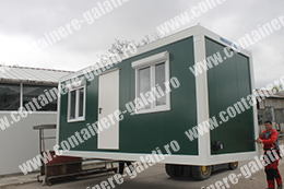 container modular pret Covasna